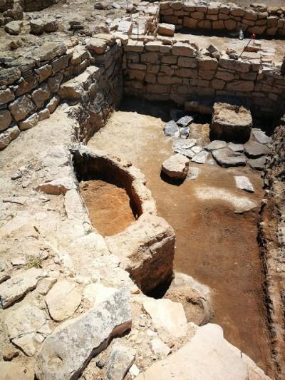 Imatge d'un dels bastions.