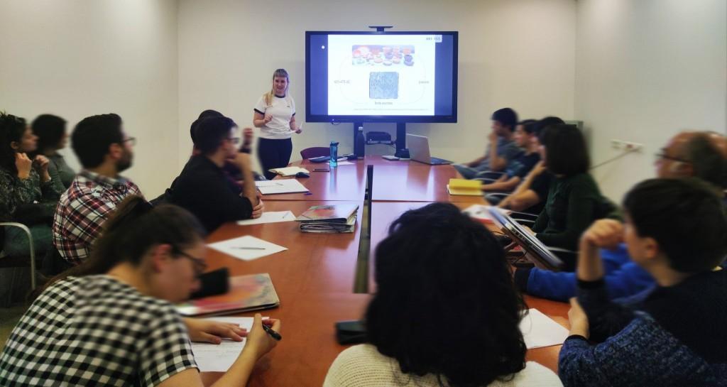 VII edició del Seminari Epigrafia i Societat a Tàrraco a l'ICAC, març 2020
